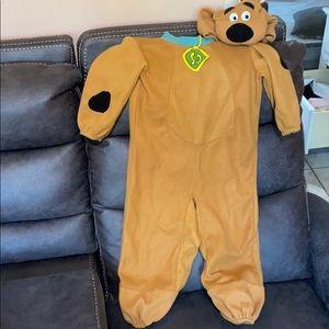Scoobe Doo Halloween costume